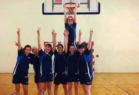 Mistrzostwa Dziewczyn w Koszykówce