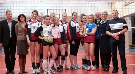 Mistrzostwa Powiatu Nowosądeckiego w siatkówce dziewcząt szkół średnich